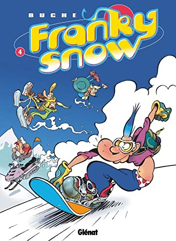 Franky Snow Vol. 4: Snow Révolution
