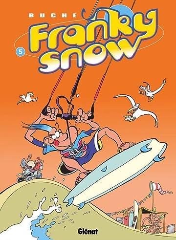 Franky Snow Vol. 5: Une vague de fraîcheur