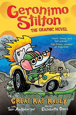 Geronimo Stilton Tome 3: The Great Rat Rally