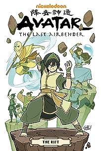 Avatar: The Last Airbender: The Rift Omnibus