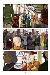 Avatar: The Last Airbender: The Rift Omnibus