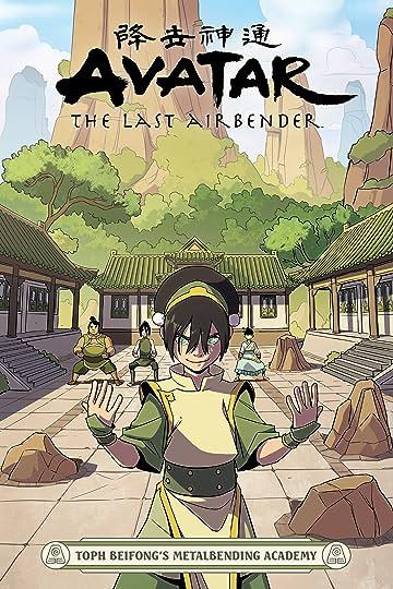 Avatar: The Last Airbender: Toph Beifong's Metalbending Academy