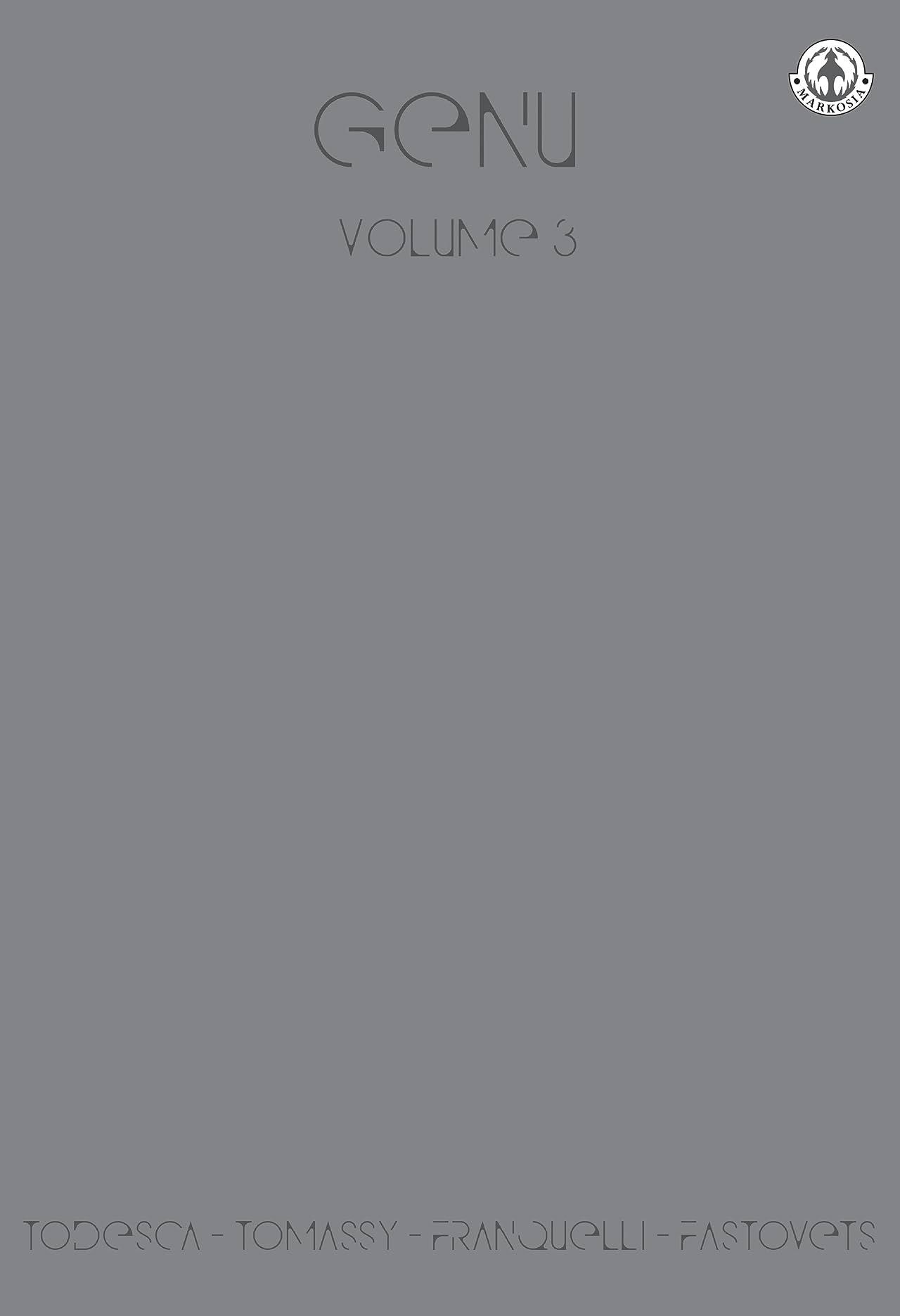 Genu Vol. 3