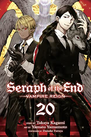 Seraph of the End Tome 20: Vampire Reign