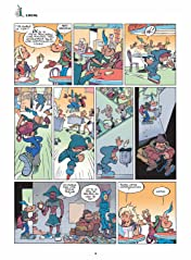 Franky Snow Vol. 7: Gang de pro