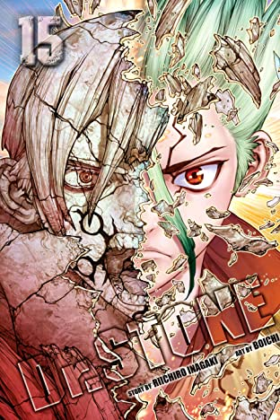 Dr. STONE Vol. 15: The Strongest Weapon Is...