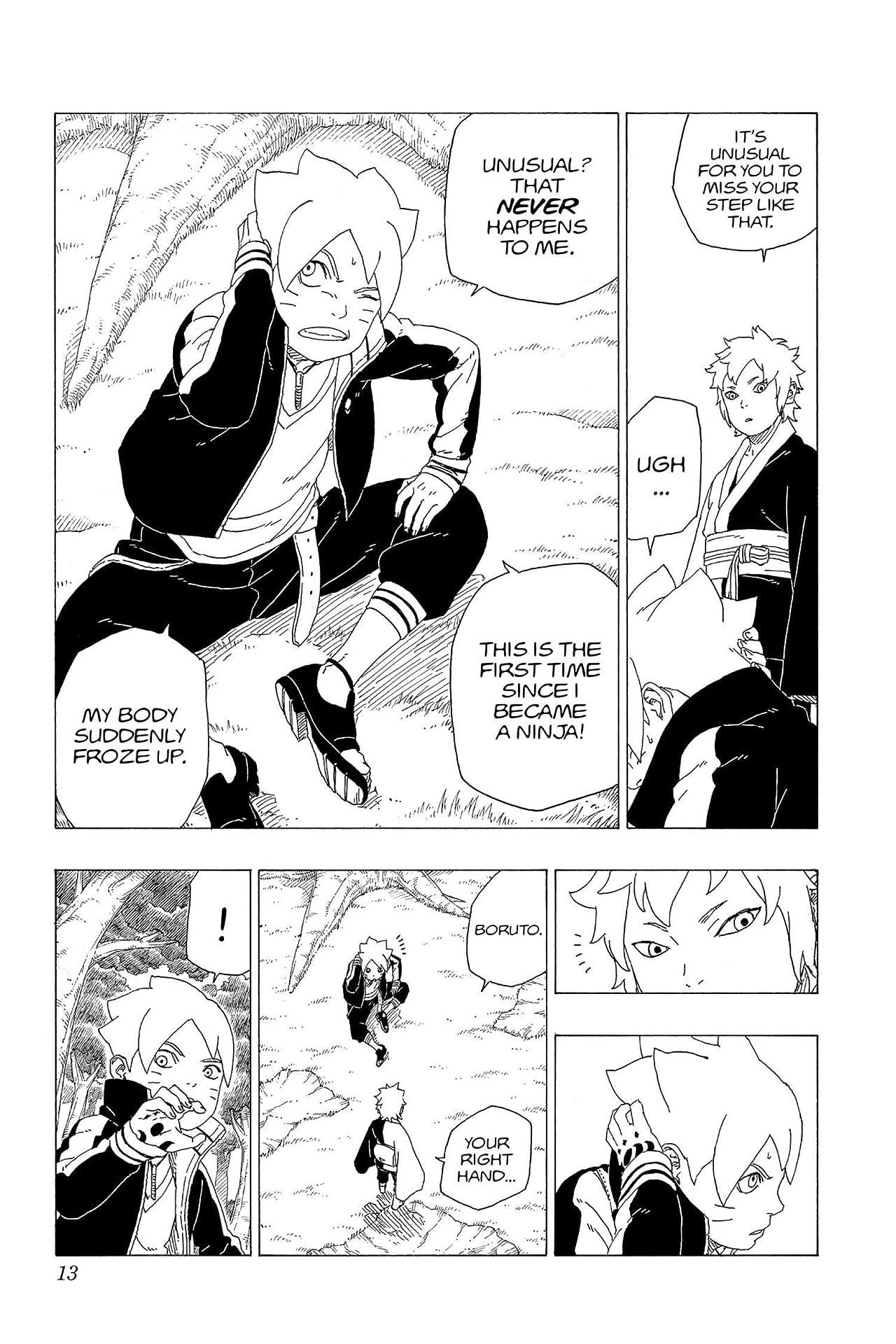 Boruto: Naruto Next Generations Vol. 10: He's Bad News