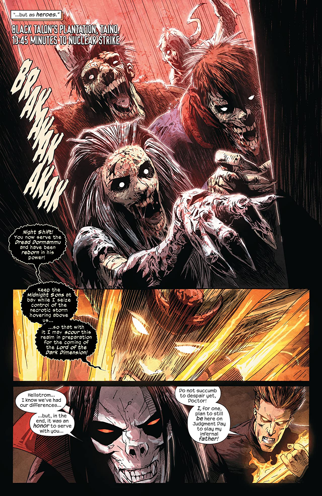 Marvel Zombies 4 #4 (of 4)