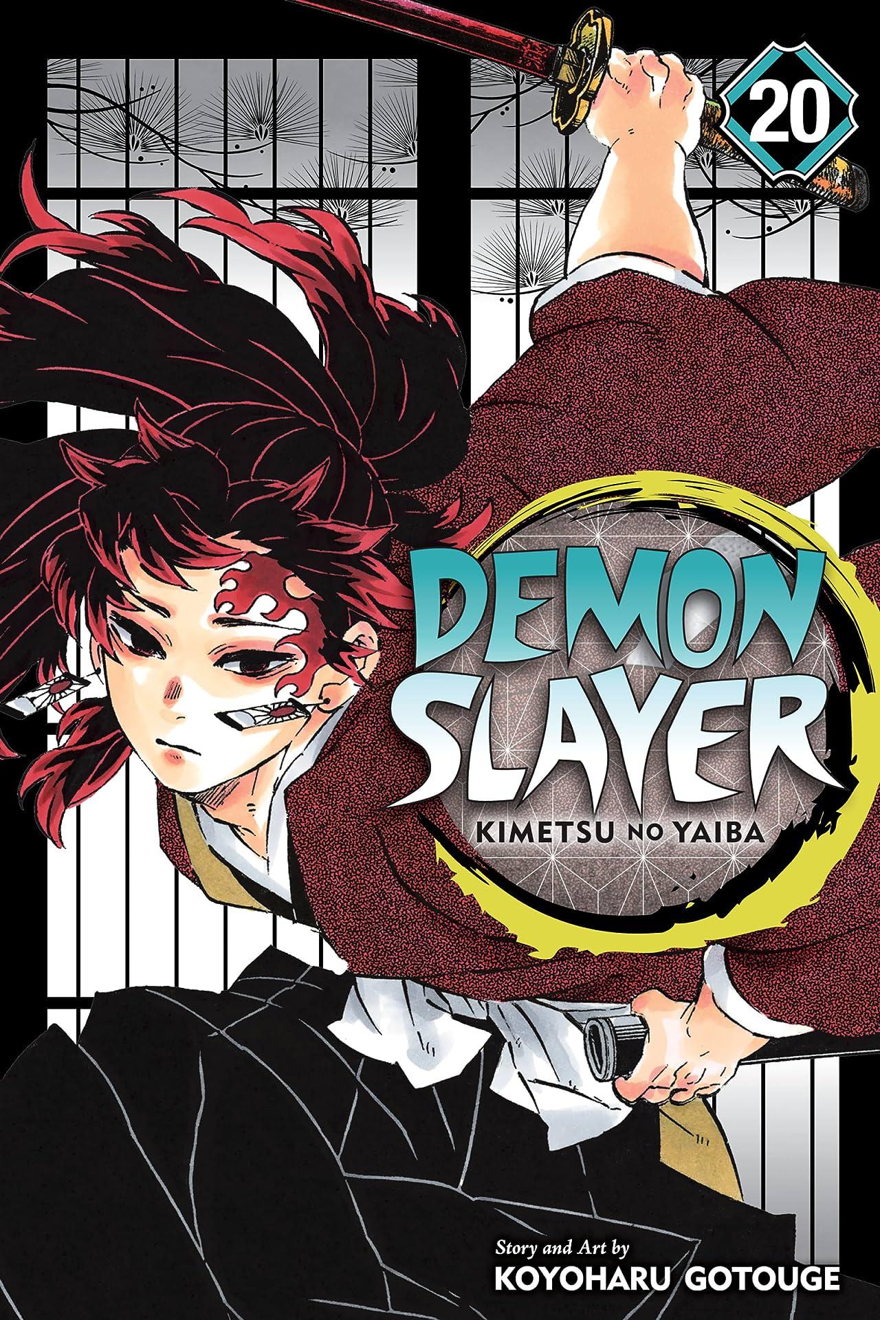 Demon Slayer: Kimetsu no Yaiba Vol. 20: The Path Of Opening A Steadfast Heart
