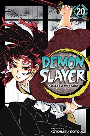 Demon Slayer: Kimetsu no Yaiba Vol. 20: The Path Of Opening A Steadfast Heart