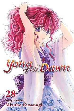 Yona of the Dawn Vol. 28