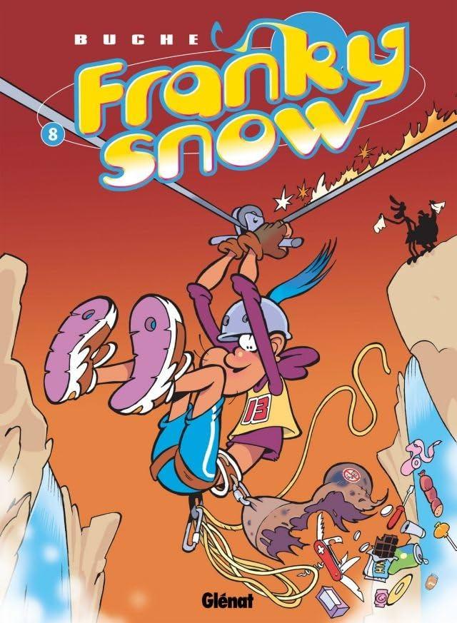 Franky Snow Vol. 8: Raid d'enfer
