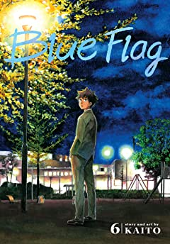 Blue Flag Tome 6