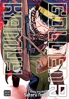 Golden Kamuy Tome 20