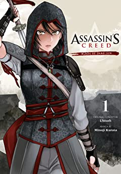 Assassin's Creed: Blade of Shao Jun Tome 1