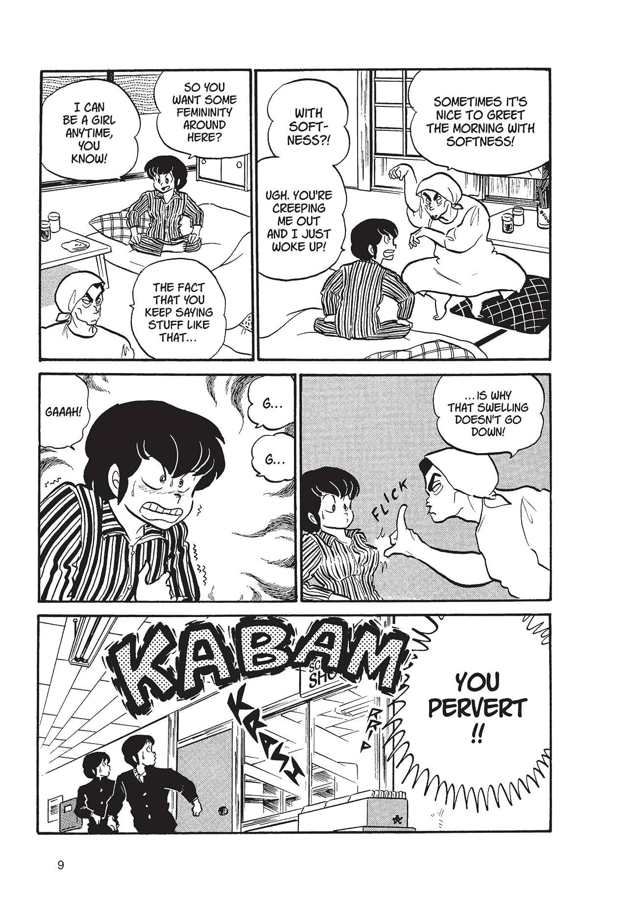 Urusei Yatsura Vol. 9