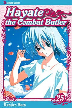 Hayate the Combat Butler Tome 25