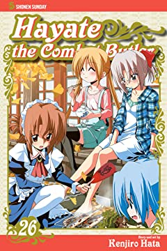 Hayate the Combat Butler Tome 26