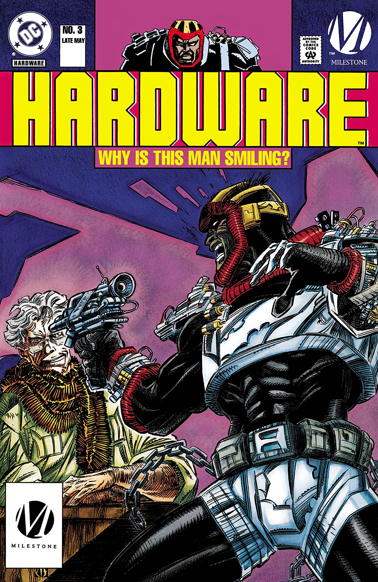 Hardware (1993-1997) #3