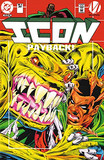 Icon (1993-1997) #3