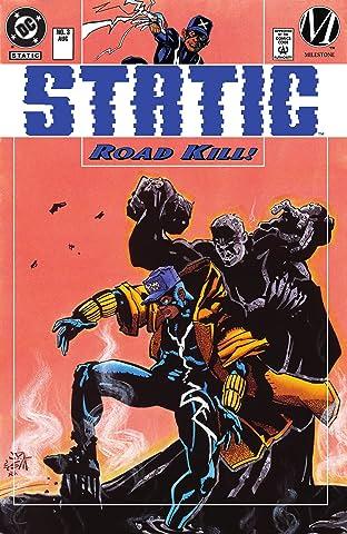 Static (1993-1997) #3