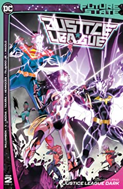 Future State (2021-) #2: Justice League