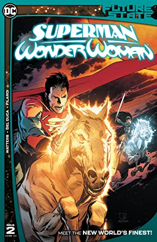 Future State (2021-) #2: Superman/Wonder Woman