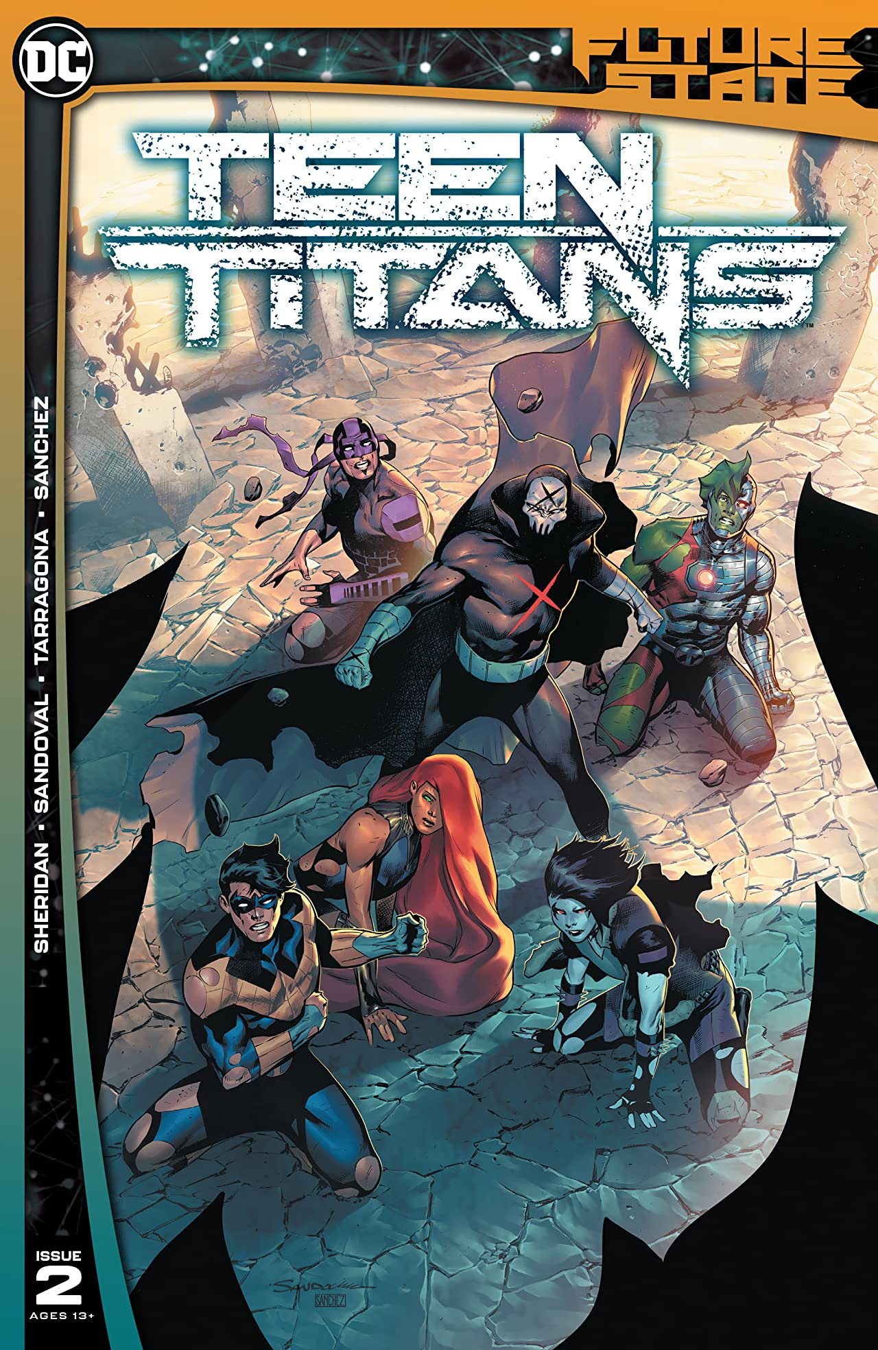 Future State (2021-) #2: Teen Titans