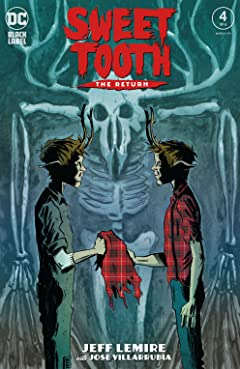 Sweet Tooth: The Return (2020-) #4