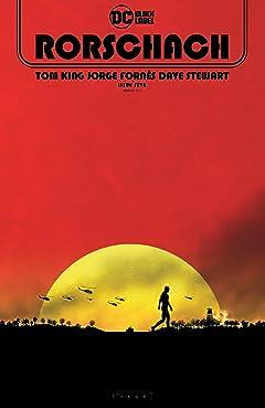 Rorschach (2020-) #5