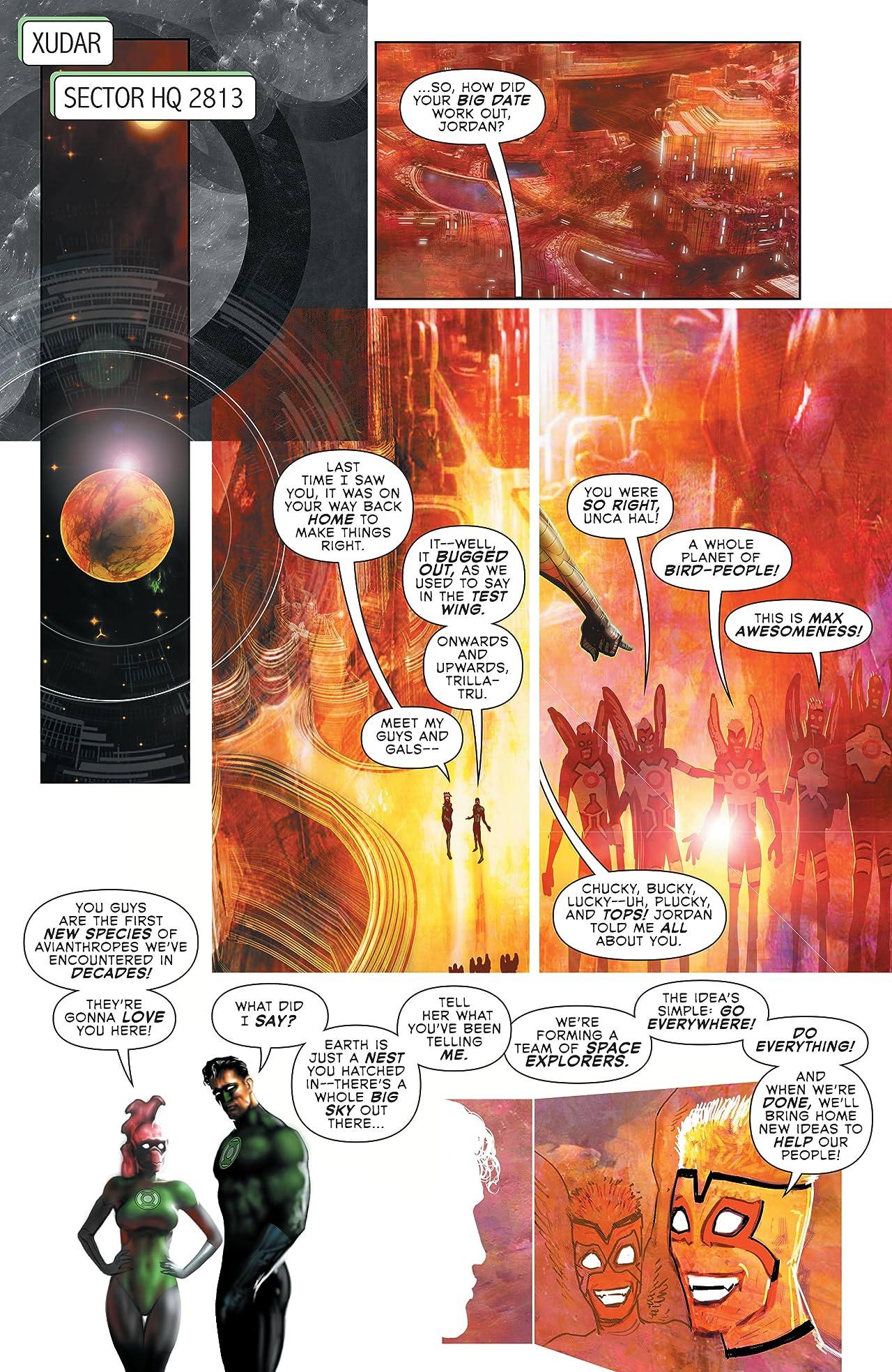 The Green Lantern Season Two (2020-2021) #11