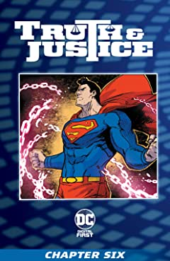 Truth & Justice (2021-) No.6