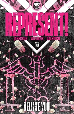Represent! (2020-) #4