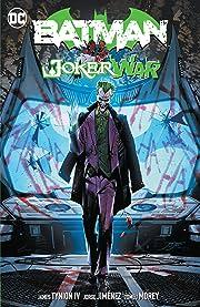 Batman (2016-) Tome 2: The Joker War