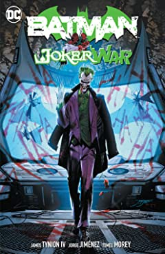 Batman (2016-) Tome 2: The Joker War