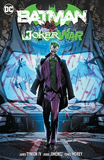 Batman (2016-) Vol. 2: The Joker War