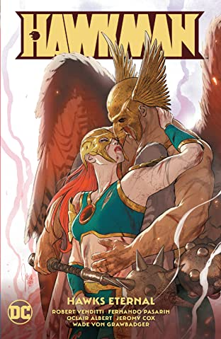 Hawkman (2018-) Vol. 4: Hawks Eternal