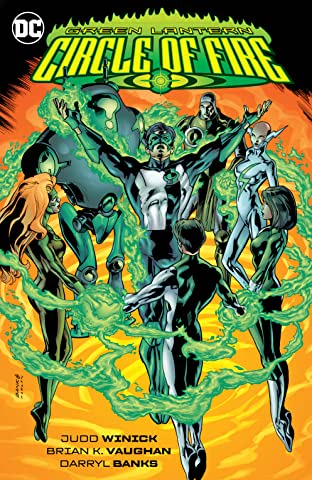 Green Lantern (1990-2004): Circle of Fire