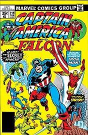 Captain America (1968-1996) #218