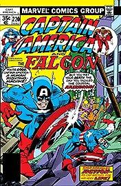 Captain America (1968-1996) #220