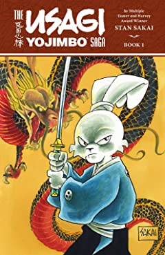 Usagi Yojimbo Saga (Second Edition) Vol. 1