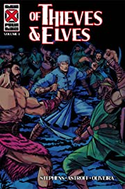 Of Thieves and Elves Vol. 1: The Steel Snare