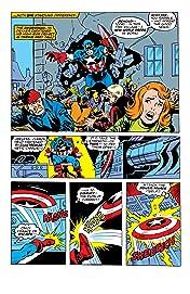 Captain America (1968-1996) #221