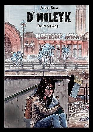 D'Moleyk - The Mole Age