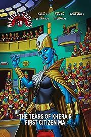 Martian Comics #20