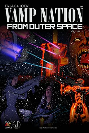 Vampire Nation from Outer Space #12