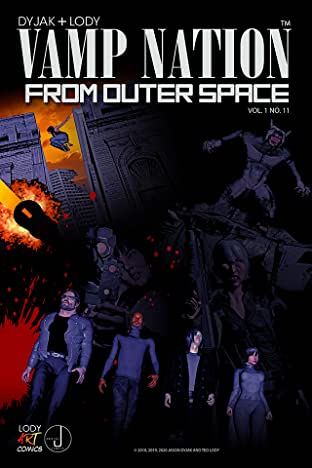 Vampire Nation from Outer Space #11