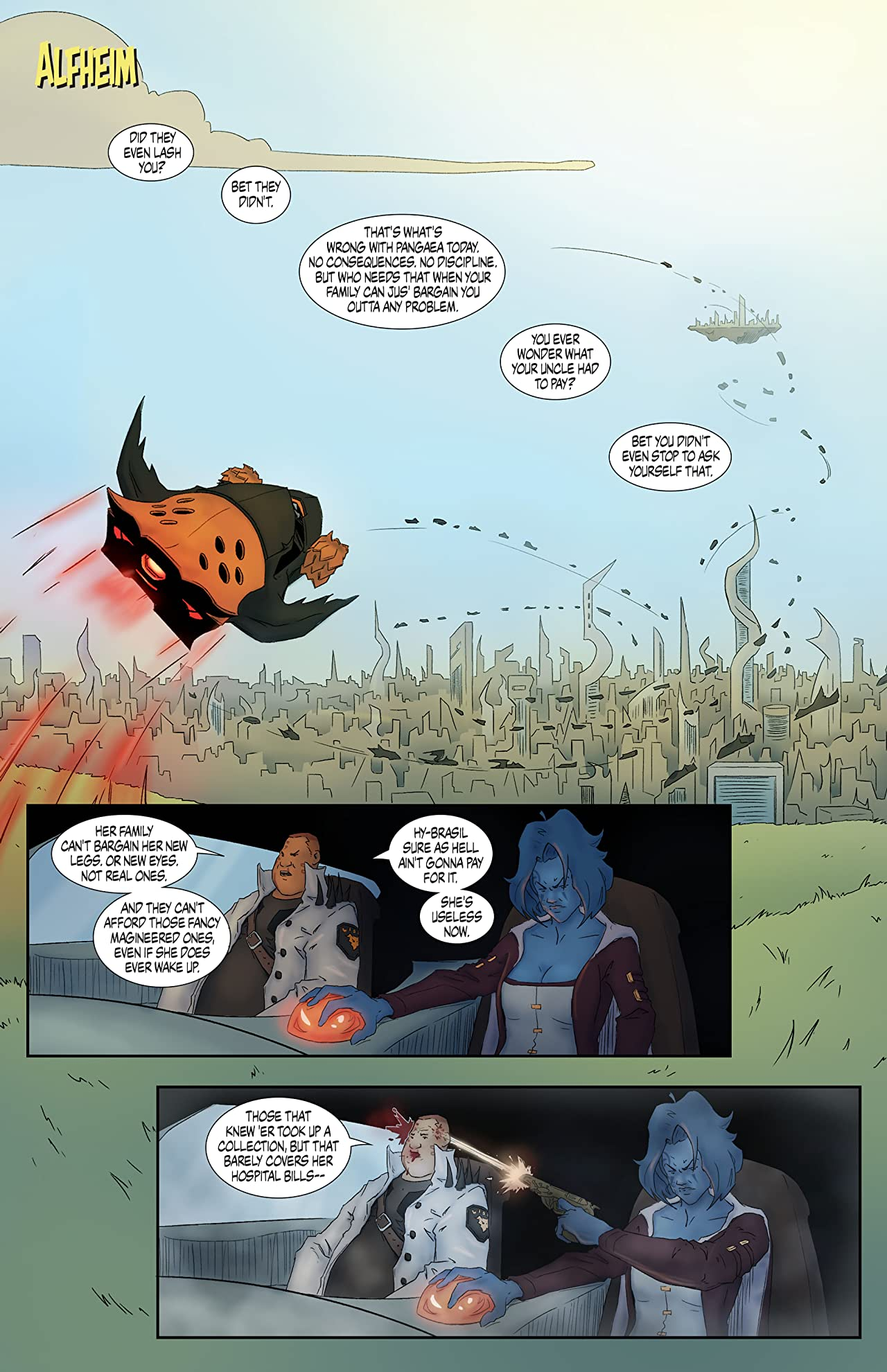 Age of Ages, Trinity #3