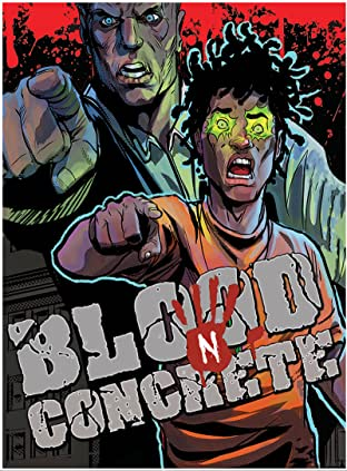 Blood n Concrete #1