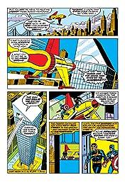 Captain America (1968-1996) #225